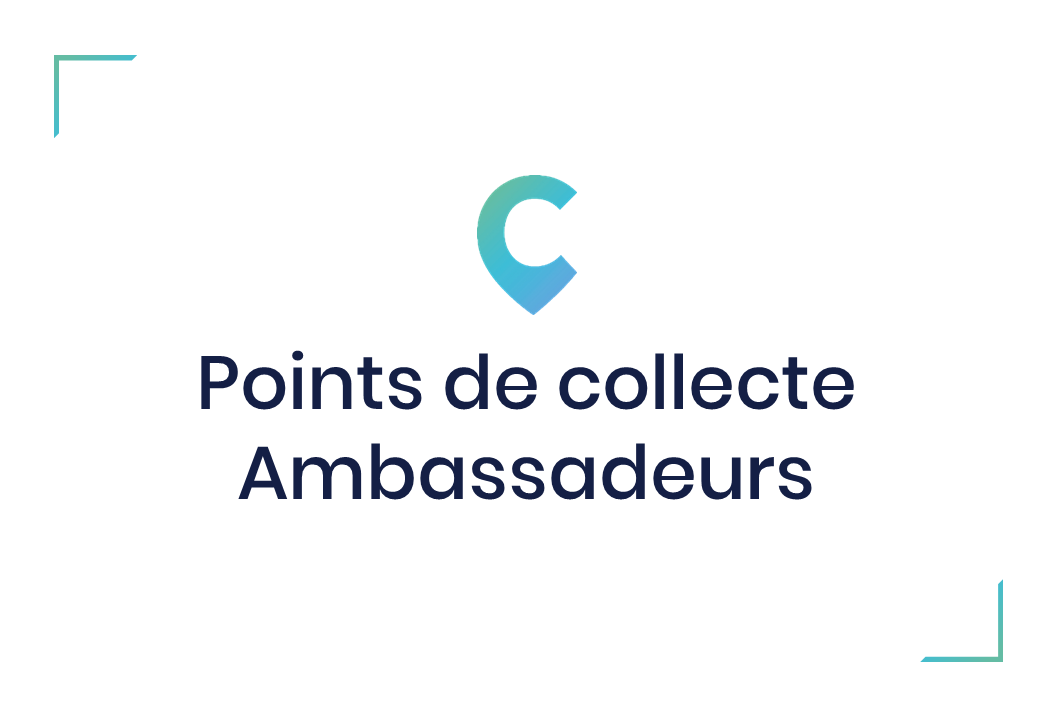points de collecte ambassadeurs